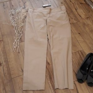 NWT Talbots Signature Ankle Pants. Size 8.